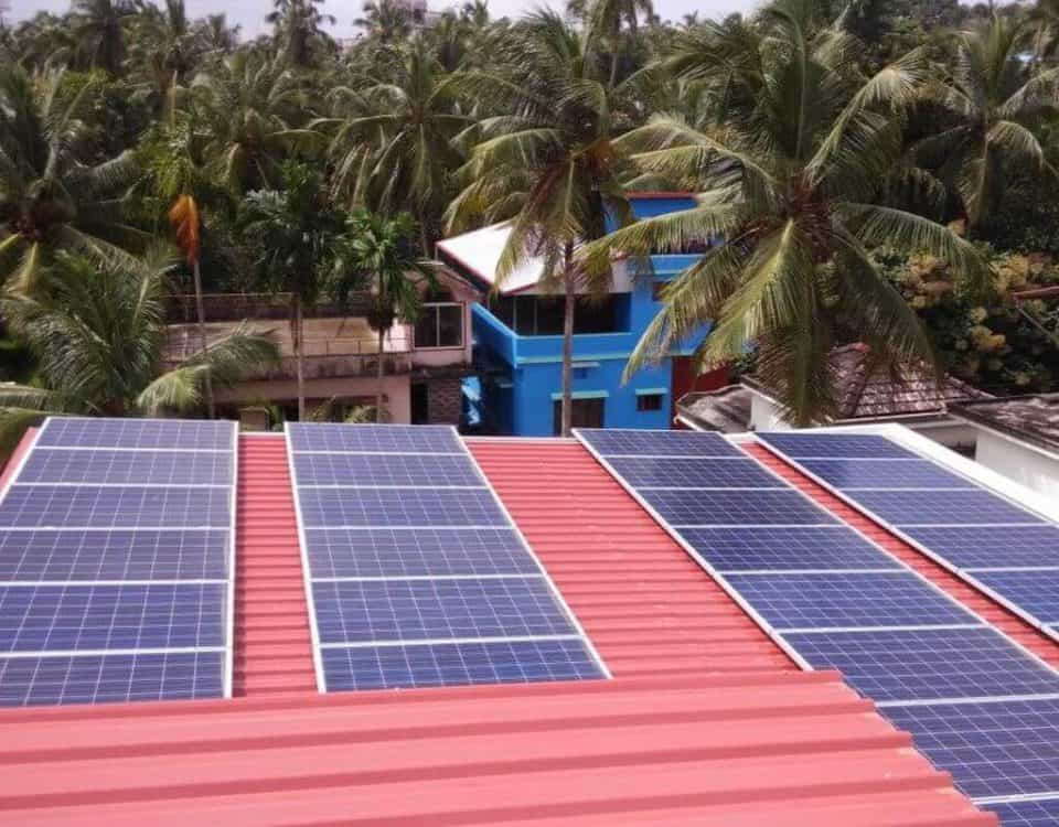 Featured image of Solar Installation