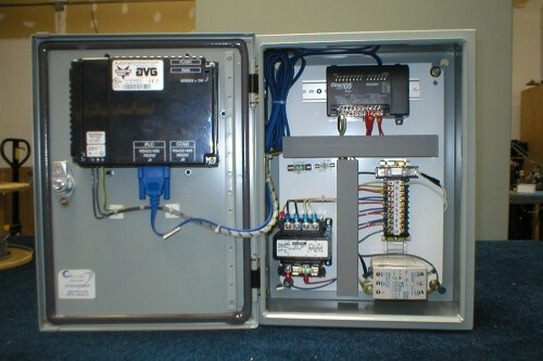 Distrubution & Control Panels
